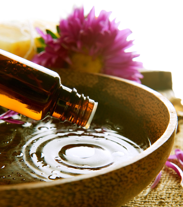Aromatherapy Therapeutic Massage
